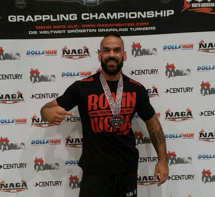 Ruben Gracia's results in Dortmund, Germany