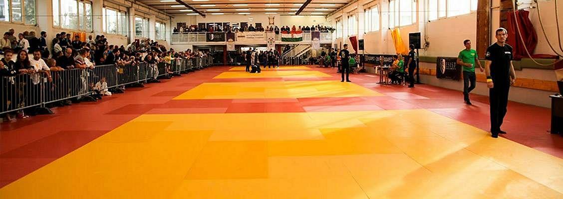 Patrocinámos o XIII Hungarian Open de Budapeste