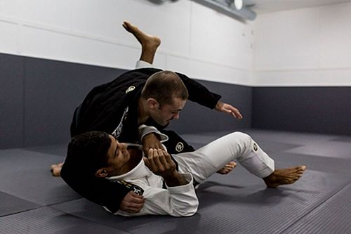 Tatami Nova Absolute in action JT Torres