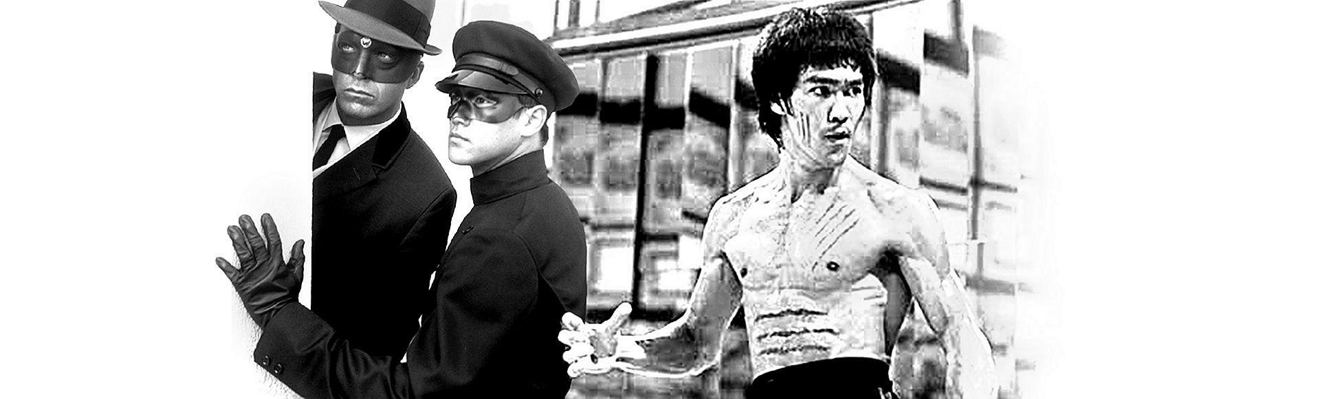 la serie creada por Bruce Lee, Warrior