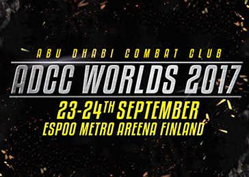 ADCC - The most important competition of Grappling and Submission