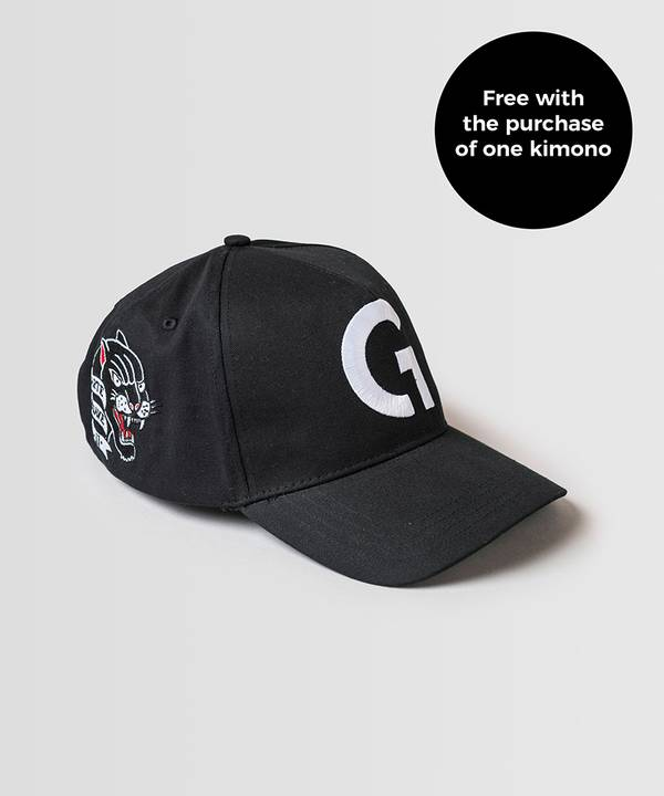 Free Gr1ps cap with this kimono