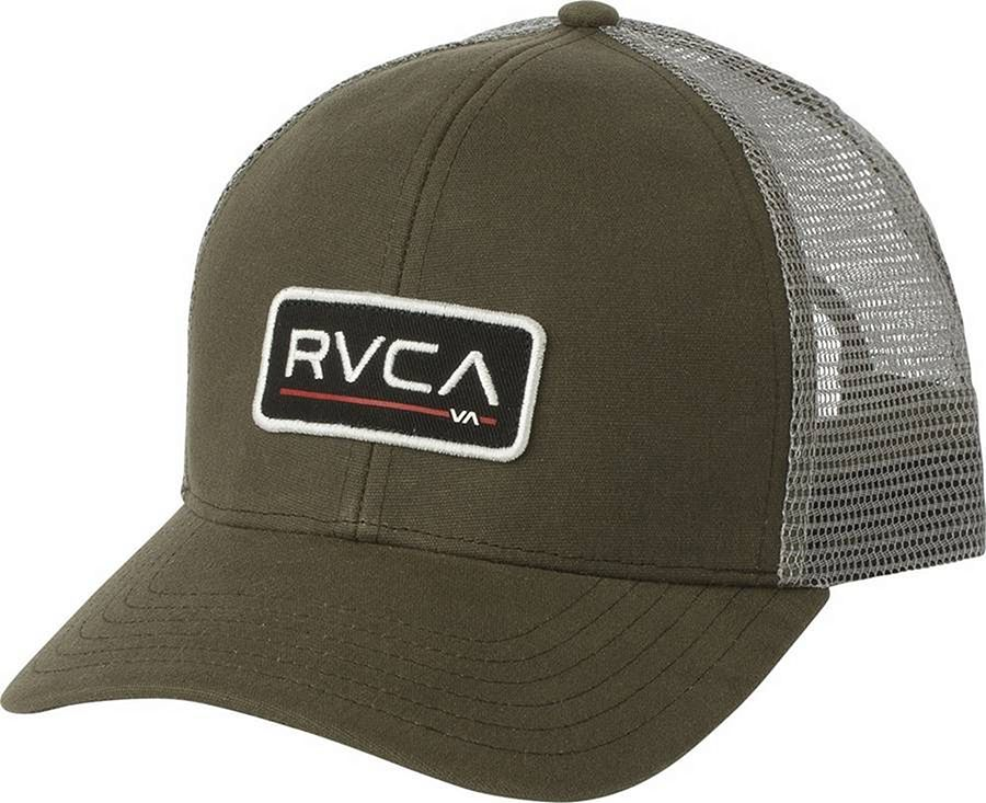 7a00c9ae086 RVCA Ticket Trucker II Green