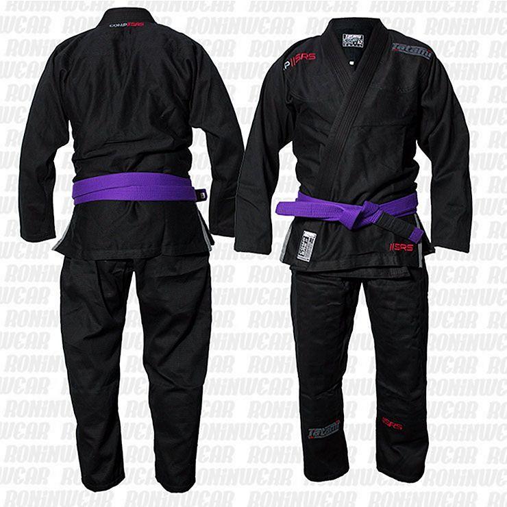 Tatami Comp SRS Lightweight BJJ Gi Black